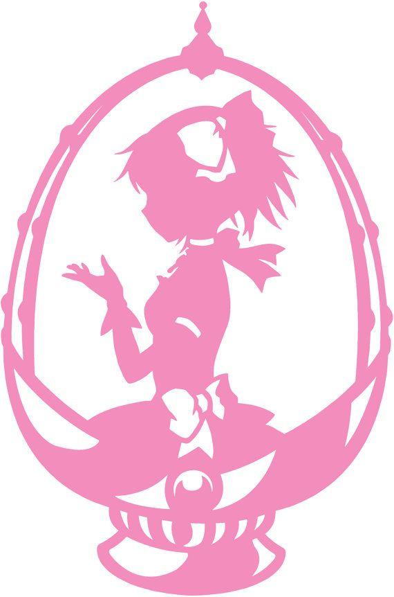 Puella Magi Madoka Magica Madoka Kaname Soul Gem Decal Sticker