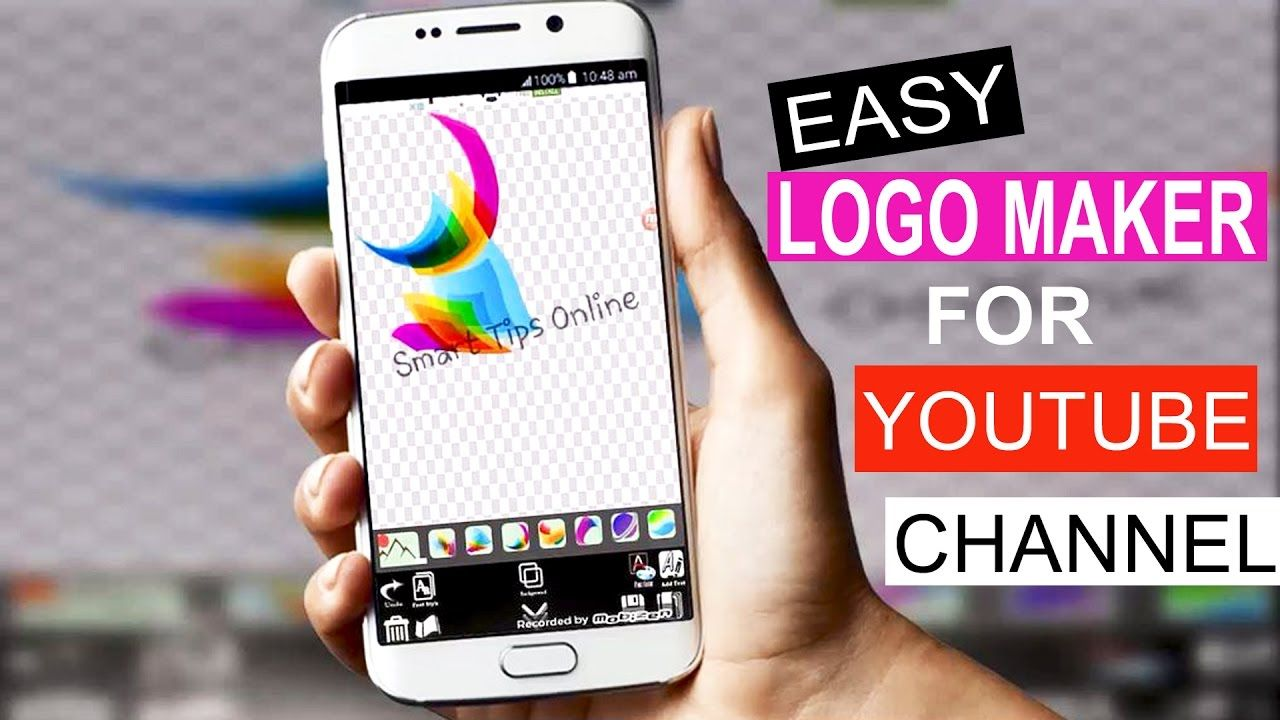 How To Make Logo For Youtube Channel On Mobile Free Logo