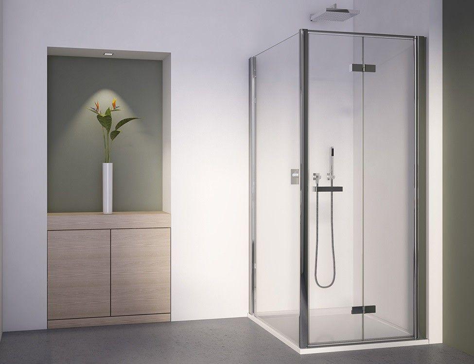 Dusche Drehfalttur Seitenwand Ab 70 X 70 X 195 Cm Dusche