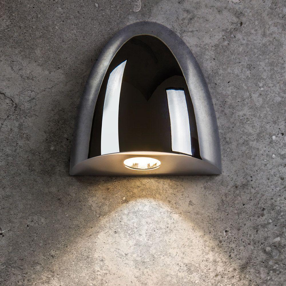 Astro Lights Orpheus 2w Ip65 Led Bathroom Wall Light In Chrome With Images Wall Lights Bathroom Wall Lights Led Wall Lights