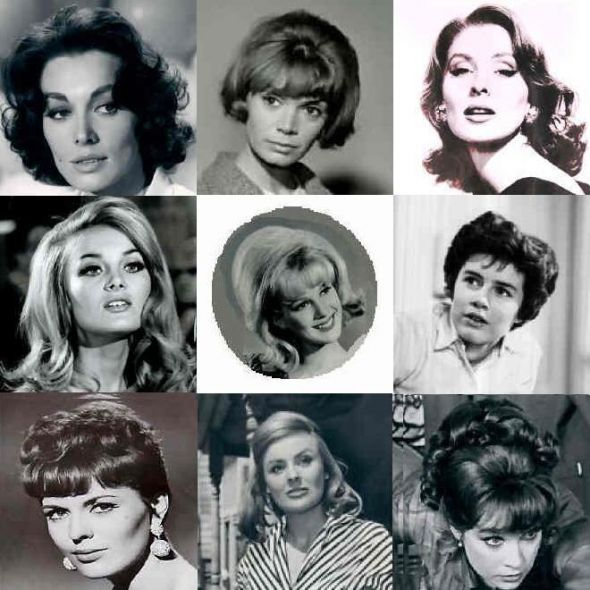 1960's Hairstyles 1960S Hairstyles  Blast From The Past Or Down Memory Lane