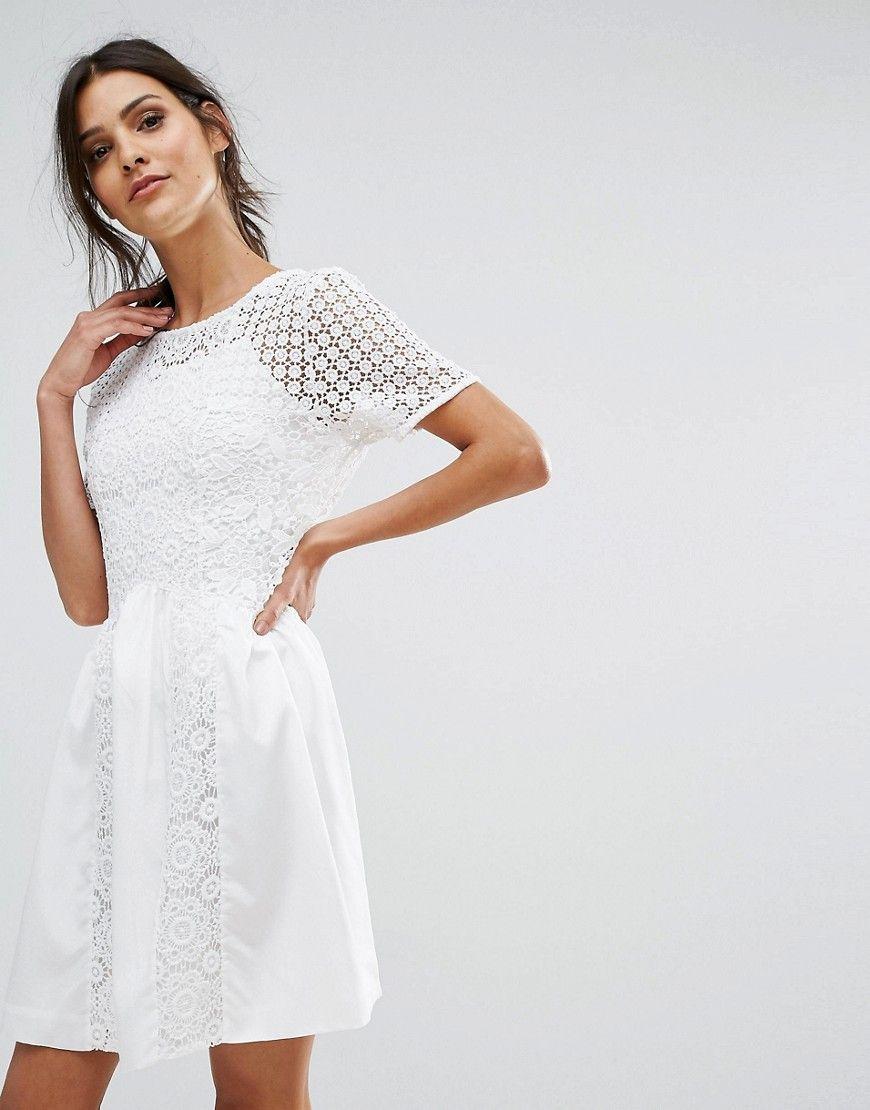 Amy lynn crochet tea dress white crochet tea dresses and products