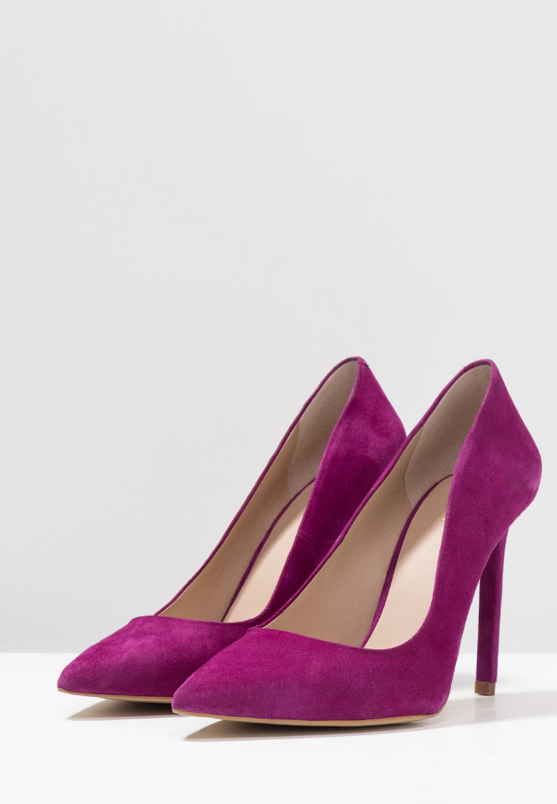 Kiomi Szpilki Purple Zalando Pl Purple Heels Dress To Impress