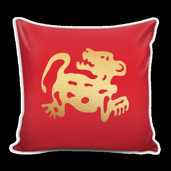 legends of the hidden temple red jaguars 16 pillow cover pillow