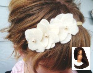 Headband simples da flor de feltro #feltflowerheadbands #da #de #feltro #Flor #Hair Accessories tutorial #headband #simples Simple Felt Flower Headband        Headband simples da flor de feltro #feltflowerheadbands