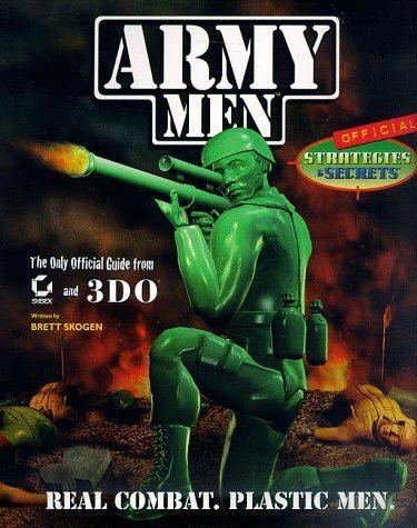 Army Men Official Strategies & Secrets: Official Strategies & Secrets