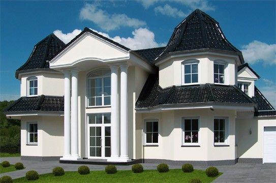 Stadtvilla Luxus pur Stadtvilla, Moderne hausentwürfe