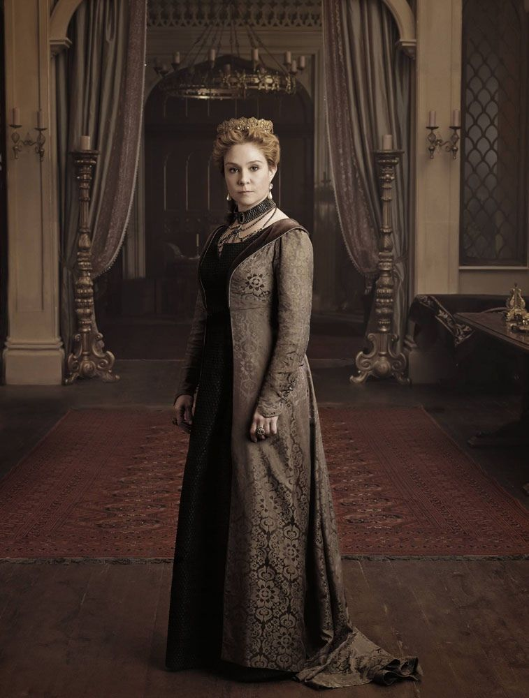 Reign TV-Series - Megan Follows - Catherine de Medici