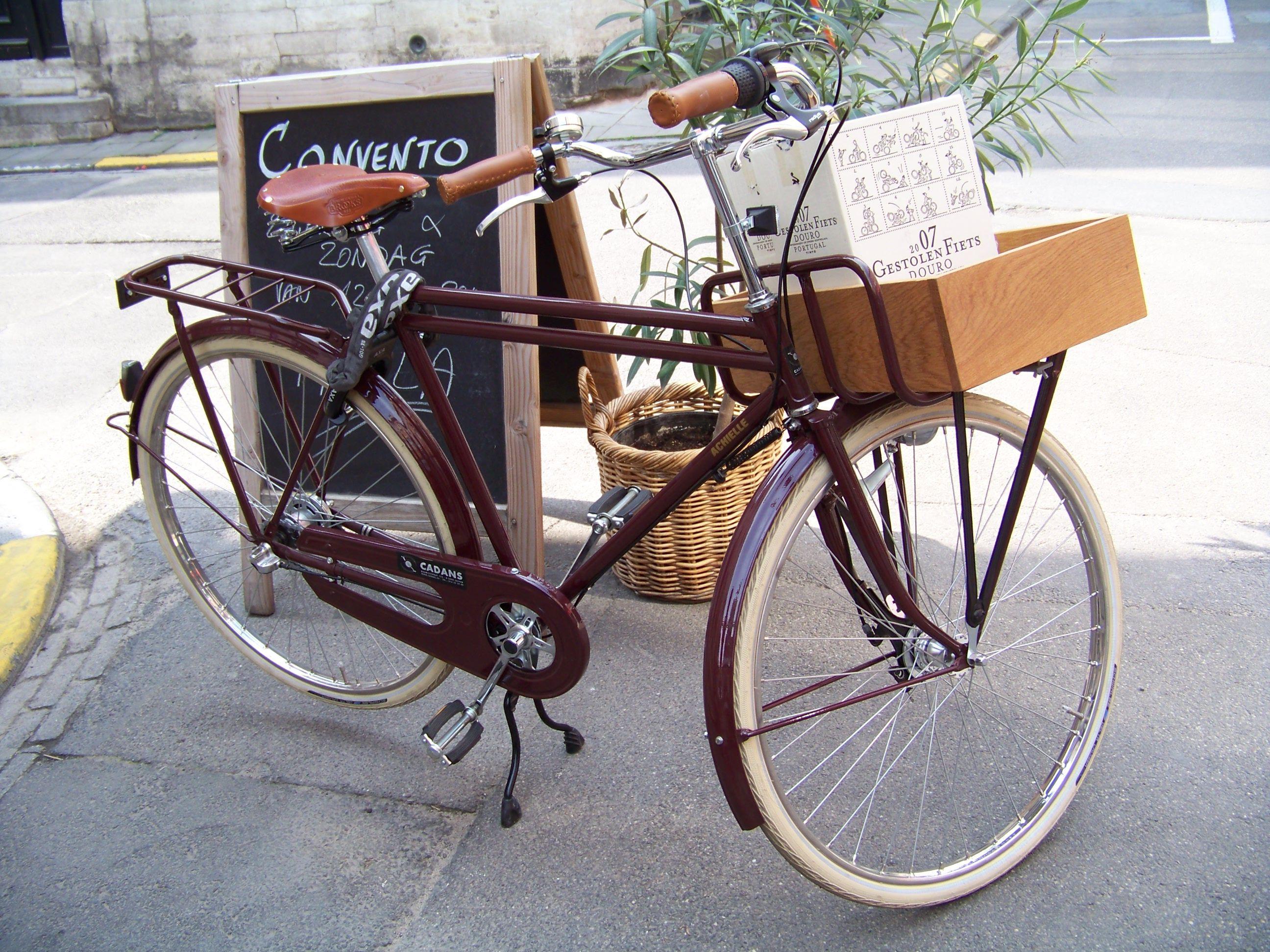 Achielle transporter bike | Sonstiges | Pinterest | Bicycling