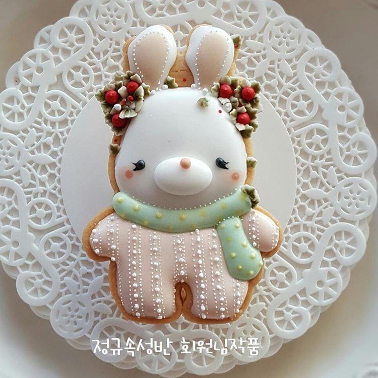 인블러썸 ICINGCOOKIE & FLOWER CAKE @inblossom9_woo - 정규속성반 회원님작품 ~^^ 대전에서 오신 회...Yooying