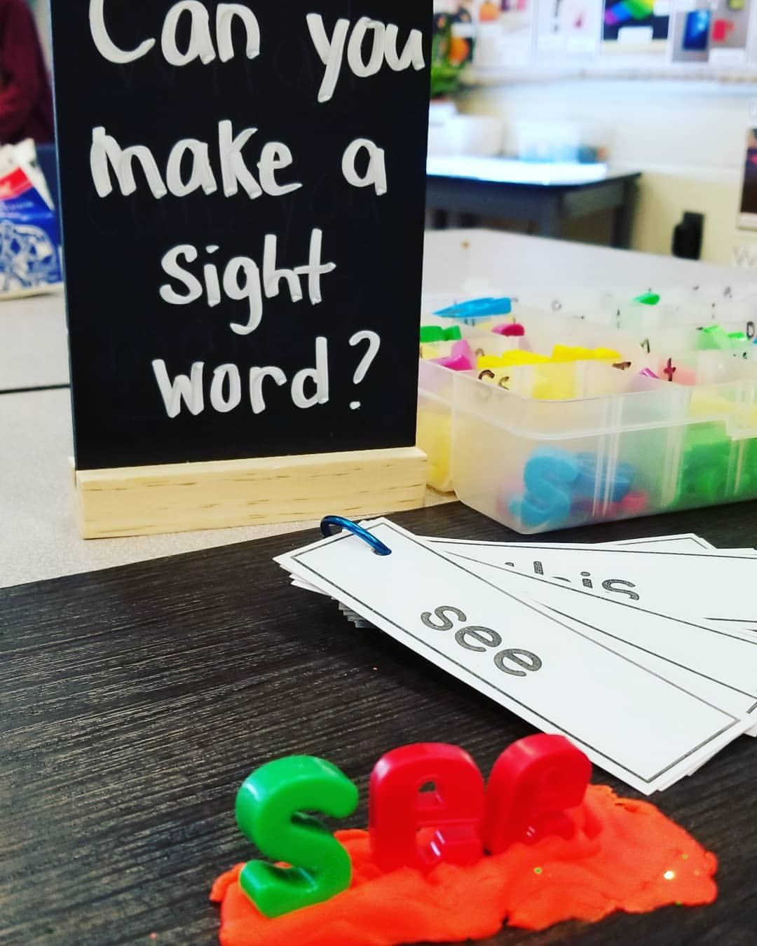 Mrs B Teaches Kindergarten Literacy Literacycenters