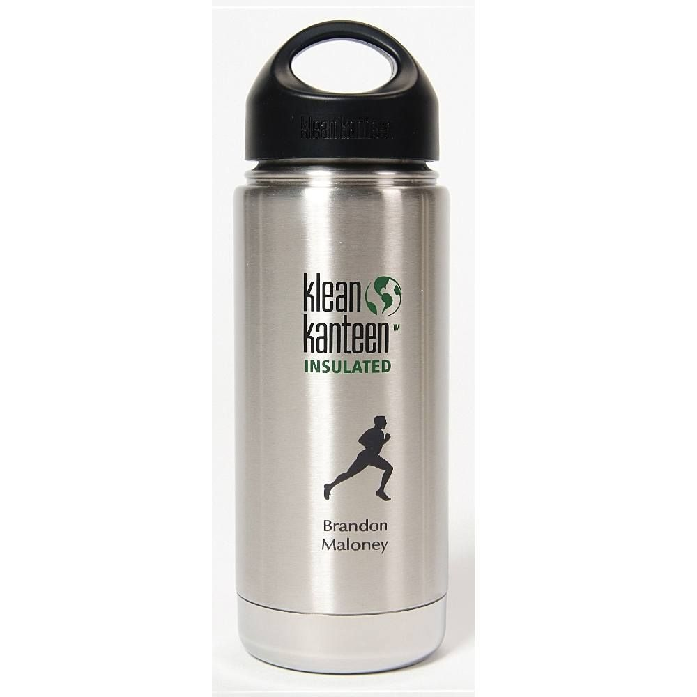 3aa6e9074277 16oz Personalized Insulated Klean Kanteen