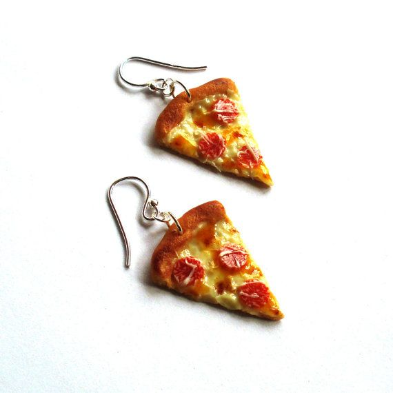 Hey, I found this really awesome Etsy listing at https://www.etsy.com/listing/203370814/pizza-earrings-pepperoni-pizza-earrings