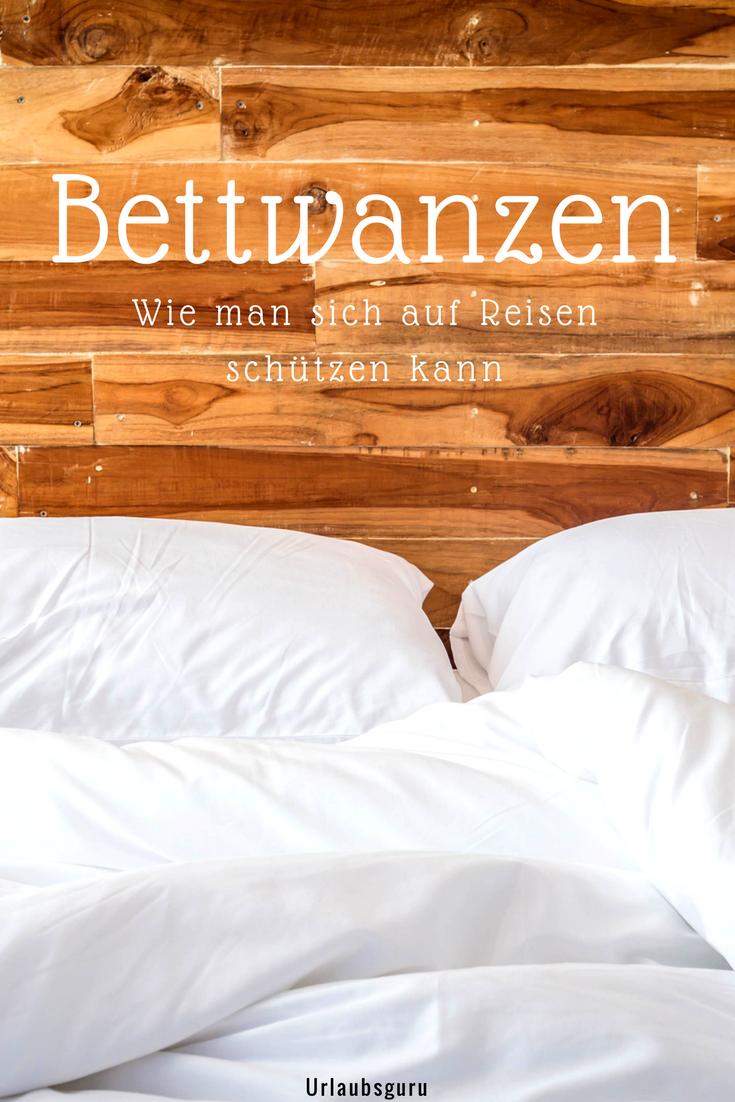 Bettwanzen Im Hotel Tipps Gegen Ungeziefer Im Bett Bettwanzen Bett Bettwanzen Stiche