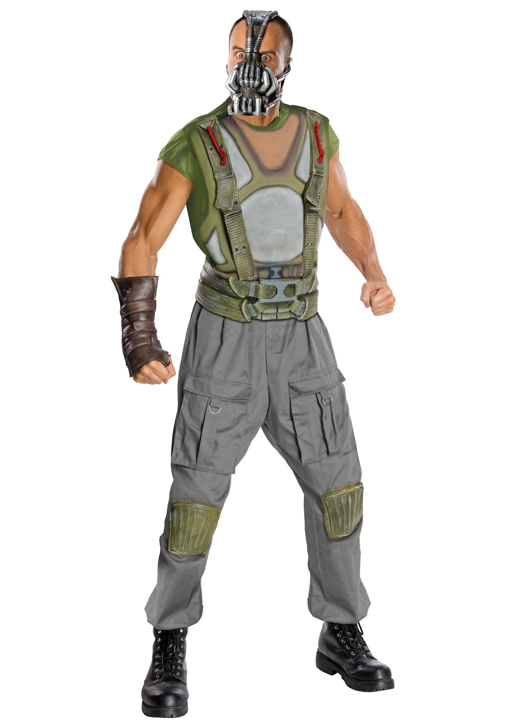 Mens Deluxe Bane Costume. Costumes For MenMenu0027s CostumesAdult ...  sc 1 st  Pinterest & Mens Deluxe Bane Costume | Halloween | Pinterest | Bane costume and ...
