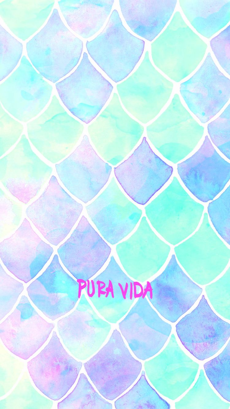 Mermaid iphone wallpaper tumblr - Pura Vida Summer Wallpaperhd Wallpaperiphone