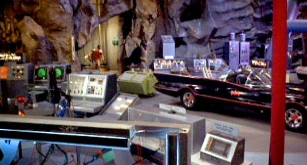 60s Bat Cave Photos Google Search Cave Photos Cars Movie Batcave