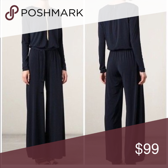 46010de218d7 Michael Kors Palazzo Black Pant Jumpsuit XS Only wore one! This classy  jumpsuit is perfect