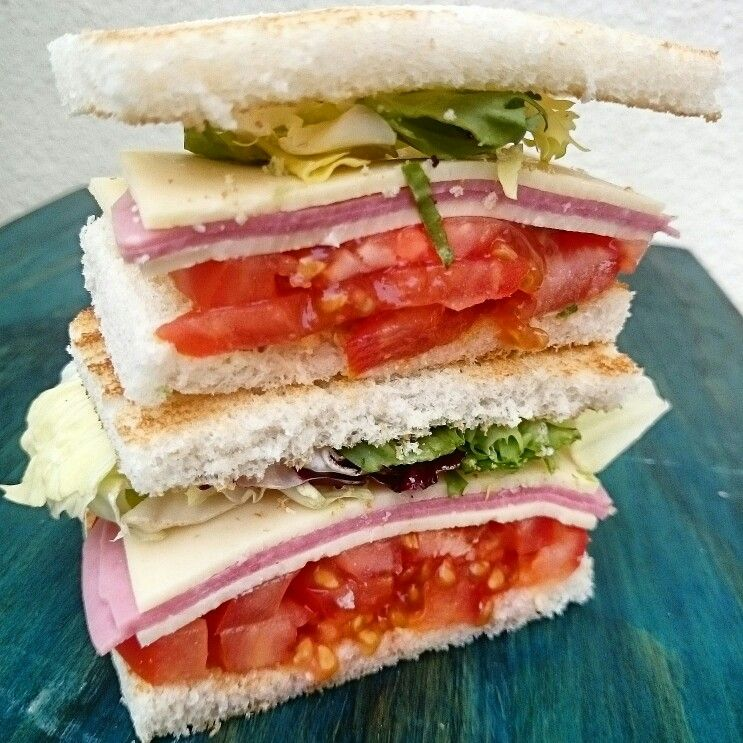 Homemade Sandwich