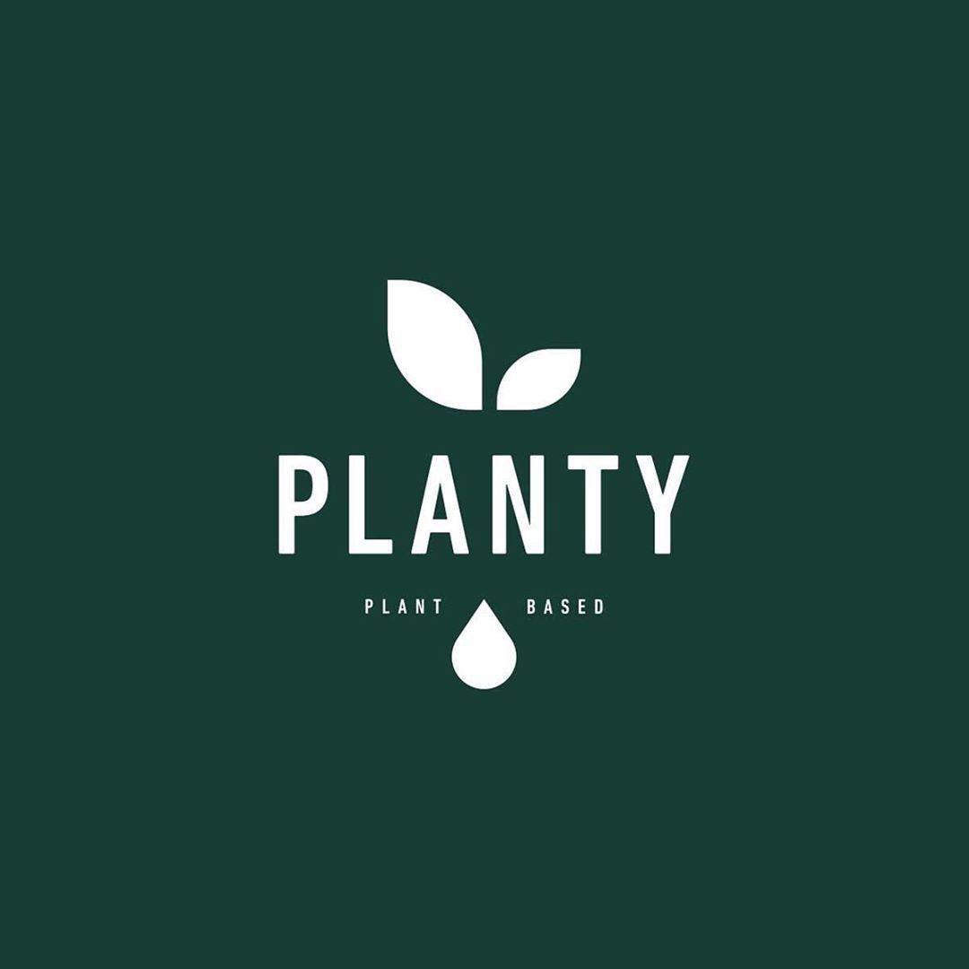 """Marka Network on Instagram: """"Branding for Planty Plant Based"""" -   10 planting Logo branding ideas"""