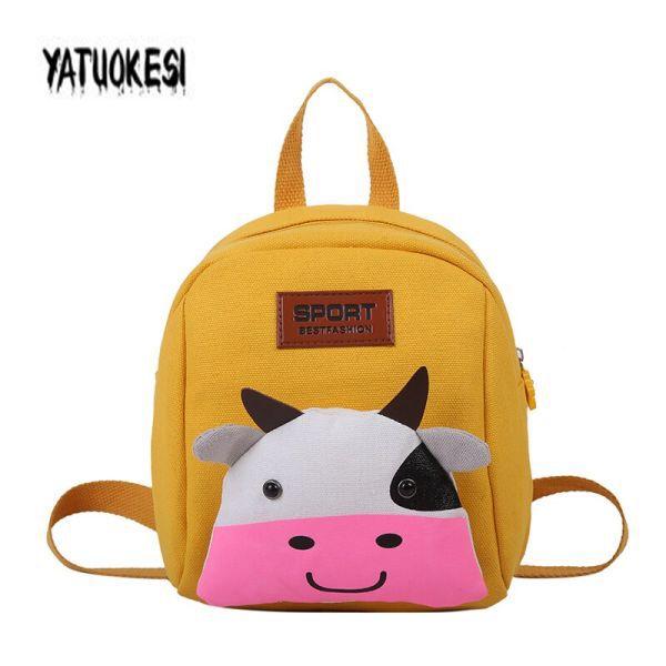 Photo of US $18.56 48% OFF|New 3D Cartoon Children Mini Backpacks Kindergarten Schoolbag Animal Kids Backpack  School Bags Girls Boys Backpack Bolsos|Backpacks|   – AliExpress