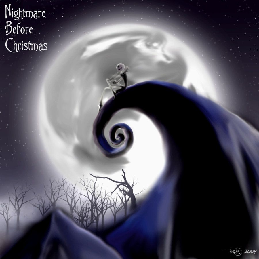 Nightmare Before Christmas by Hector [©2009] | Nightmare Before ...