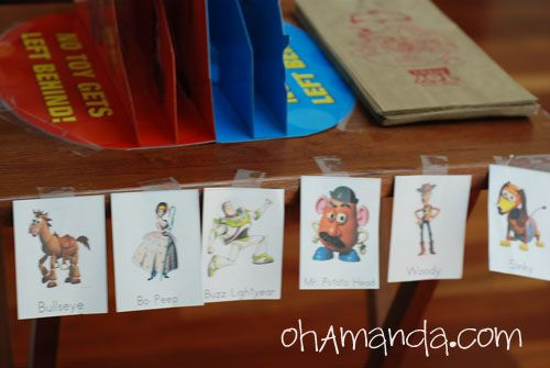 Games To Play At Toy Story Birthday Party : Toy story birthday party games toy toy story party and
