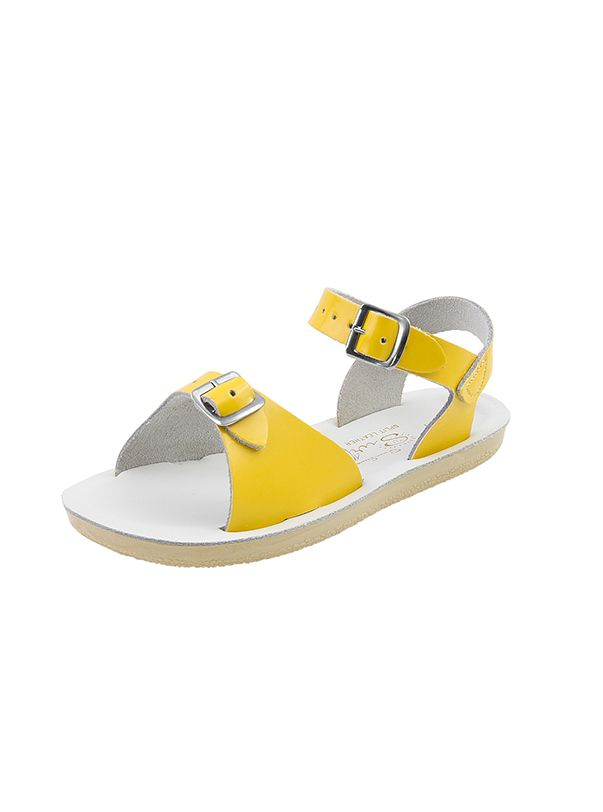 Default Comment for Sharing - Yellow Patent Sandal (02K)