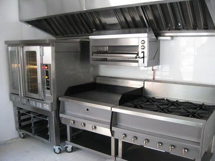 Instalacion de cocinas industriales newemageseo for Cocinas industriales modernas