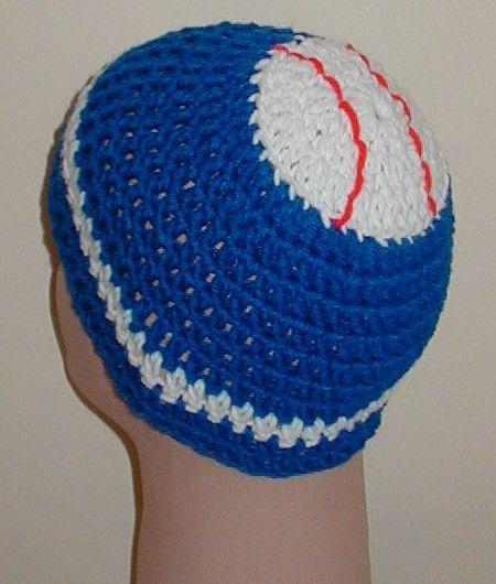 Baseball Hat Crochet Pattern Click On Thumbnails For Larger Photos