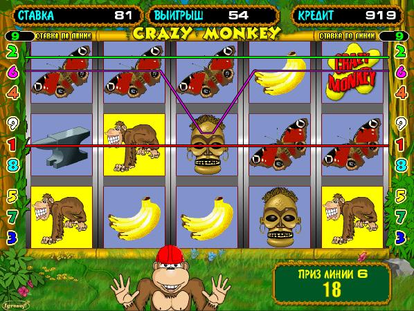 crazy monkey day