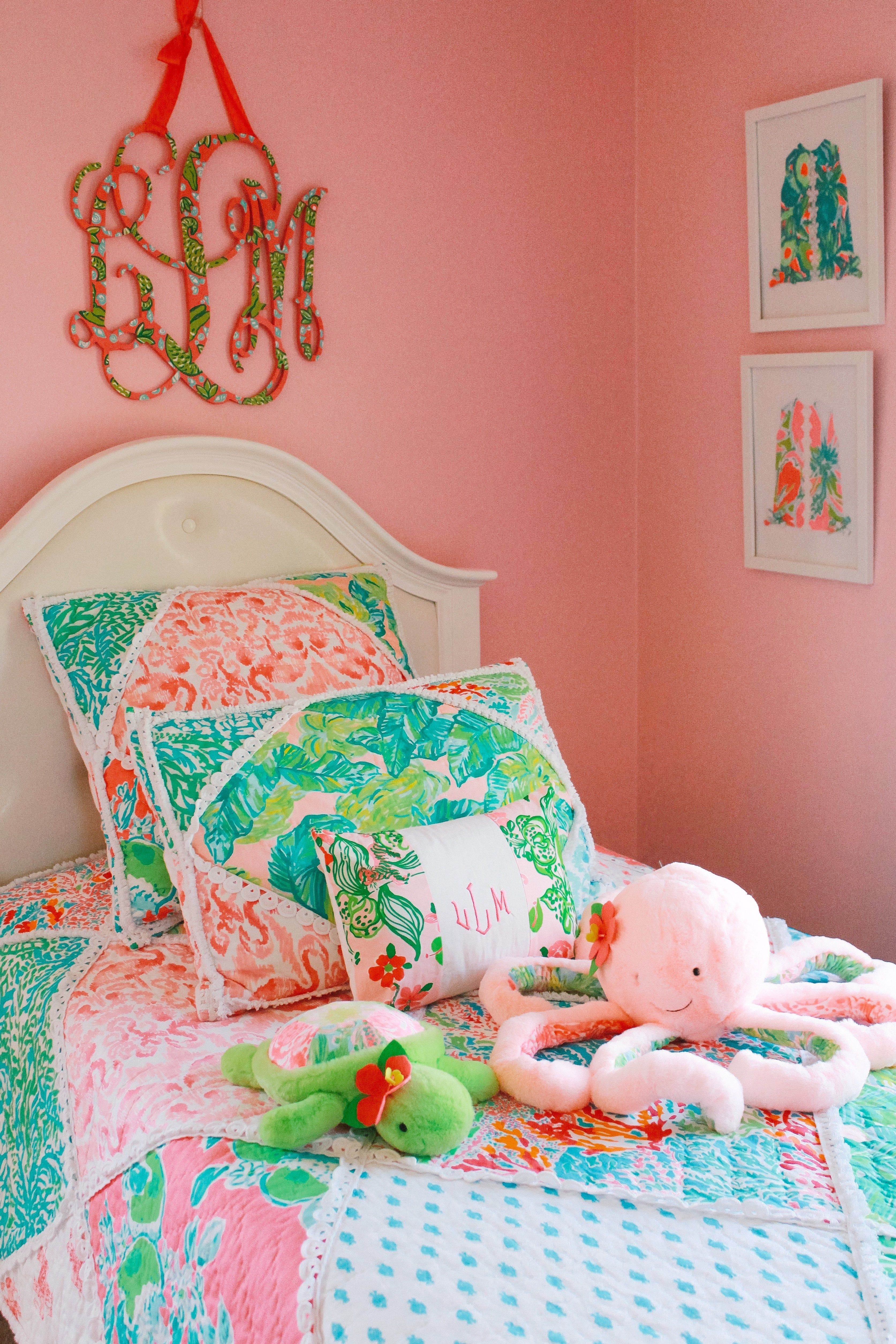 Lilly Pulitzer For Pottery Barn Kids Collection With