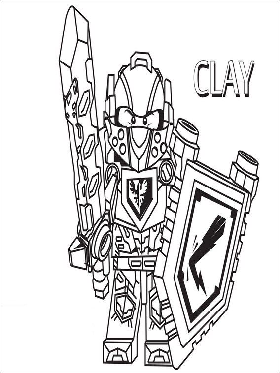 Lego Nexo Knights Coloring Pages 6 Printable Coloring Book Online Coloring Pages Coloring Pages For Kids