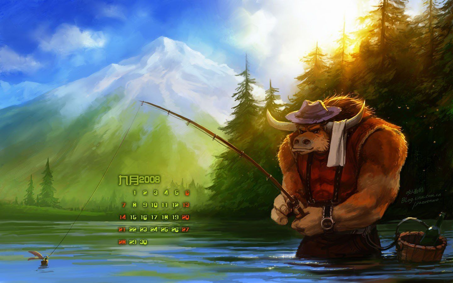 World Of Warcraft Tauren Wallpaper World Of Warcraft