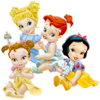 Baby Princesses Disney And Cartoon Baby Images With Images