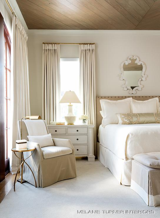 Ivory Cream And Beige Master Bedroom Colors