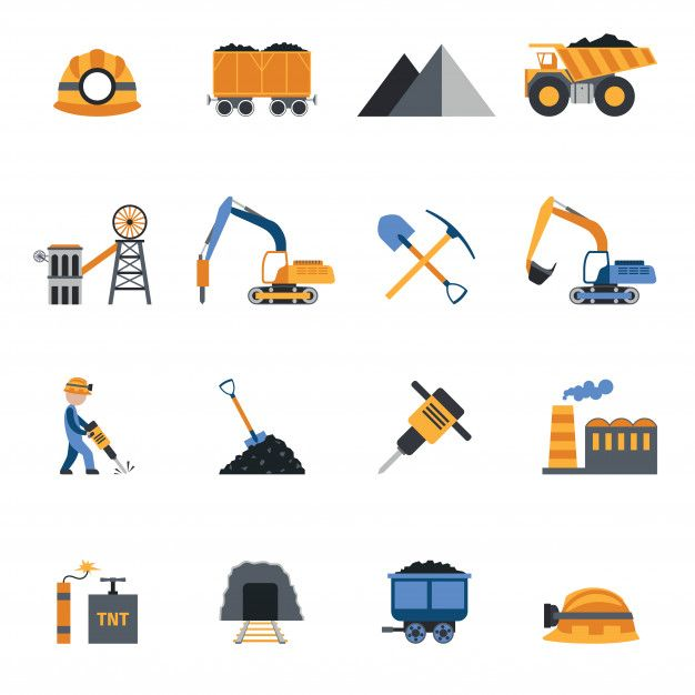 Download Coal Industry Icons for free em 2020 (com imagens) | Vetores