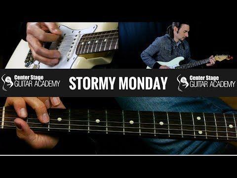 Stormy Monday Chords Youtube Music Pinterest Allman