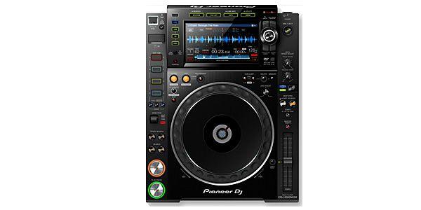 PIONEER>CDJ-2000NXS2