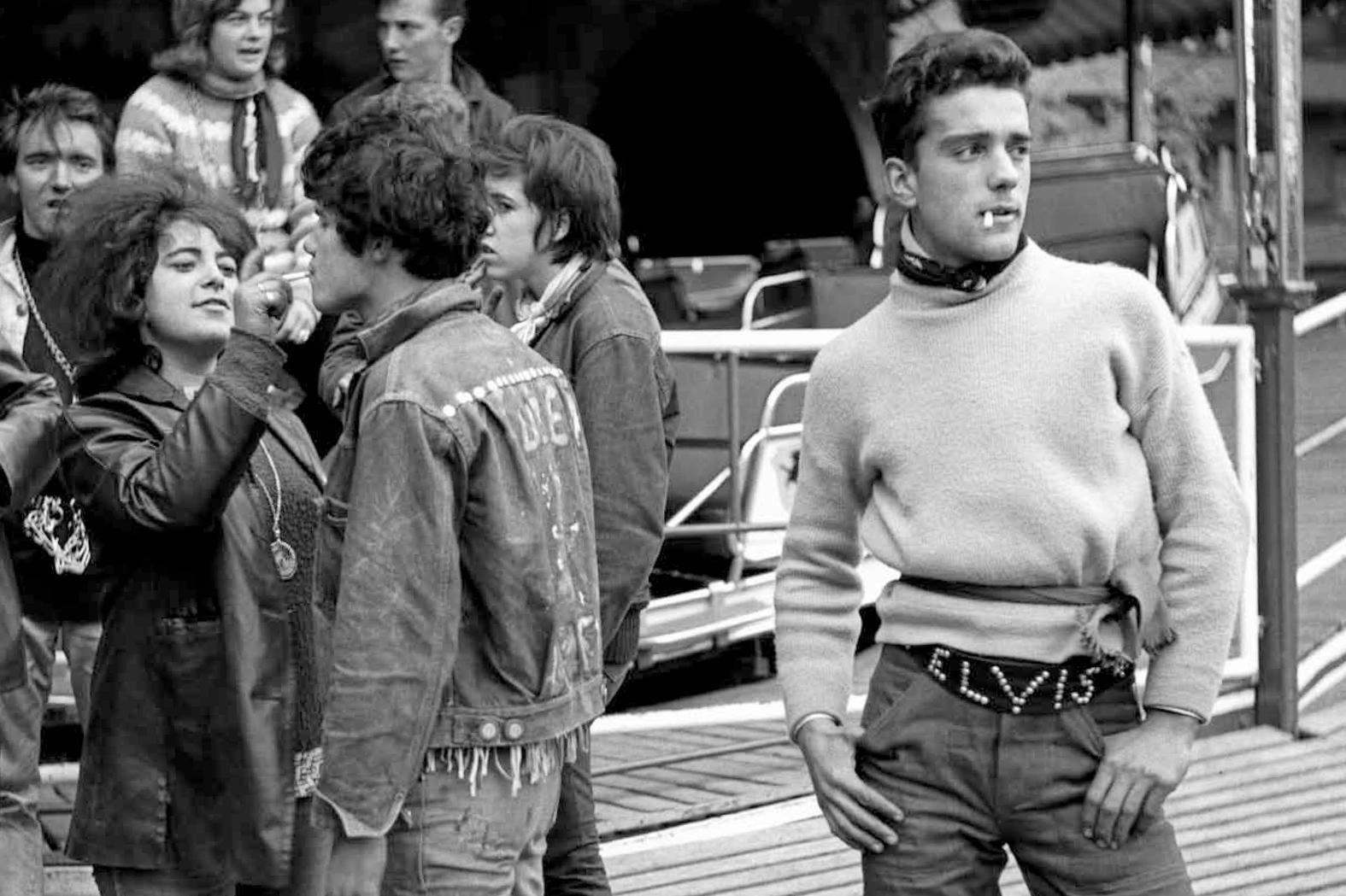 1950s 60s Counterculture Beatniks