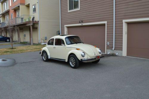 1974 Volkswagen Super Beetle Buy Used 1974 Volkswagen Super Beetle Sunroof 2 Door In Hailey Idaho United States For Us Beetle Car Vehicles