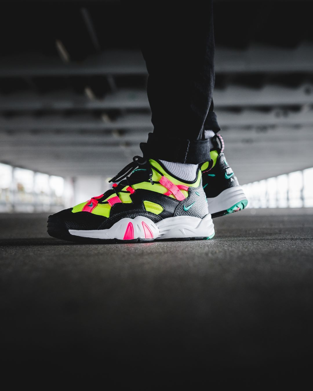 b7fafc1ce74 This Nike Air Scream (110€) celebrates its revival in 2018. Initially  launched in 1995