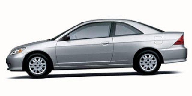 2005 Honda Civic Lx Coupe 6 000 60000mi