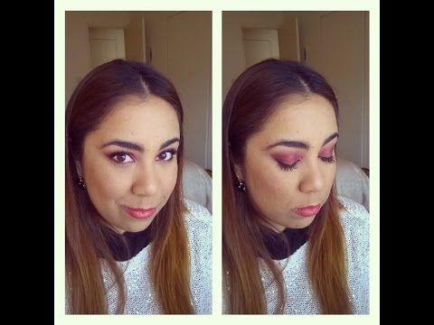 maquillaje de ojos facil make up eyes