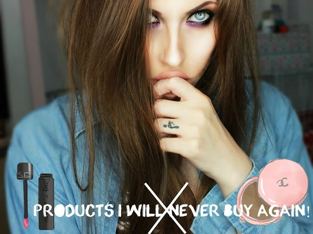 NEW | 10 PRODUCTS I WOULD NEVER BUY AGAIN  http://leluroxx.blogspot.co.uk/2016/09/10-products-that-i-would-never-buy.html  #bblogger #bbloggers #makeupartist #mua #slay #lit #review advice #disappointed #wouldnotbuyagain #recommendation #fail #makeup #beautyblogger #makeupfail #drugstore