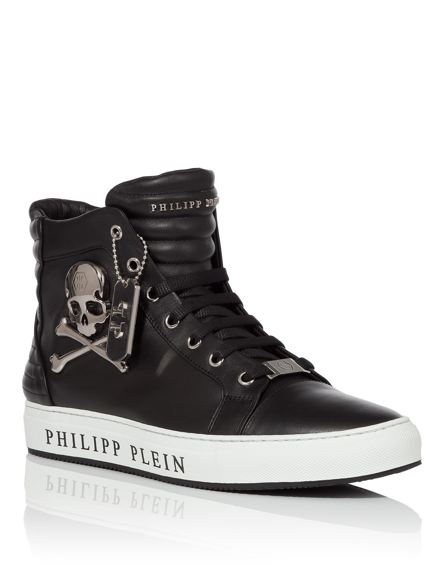 PHILIPP PLEIN HIGH SNEAKER
