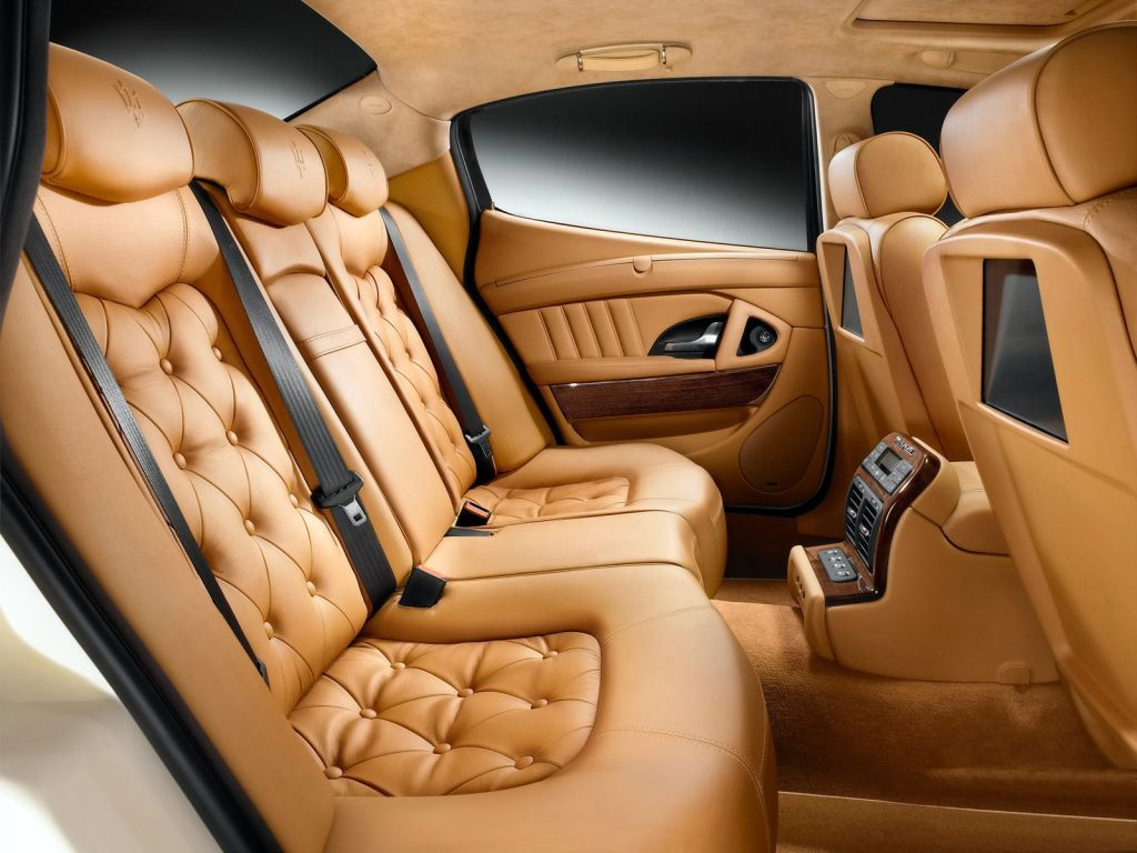 Most Beautiful and Expensive Car Interiors | Maserati, Interiors and ...