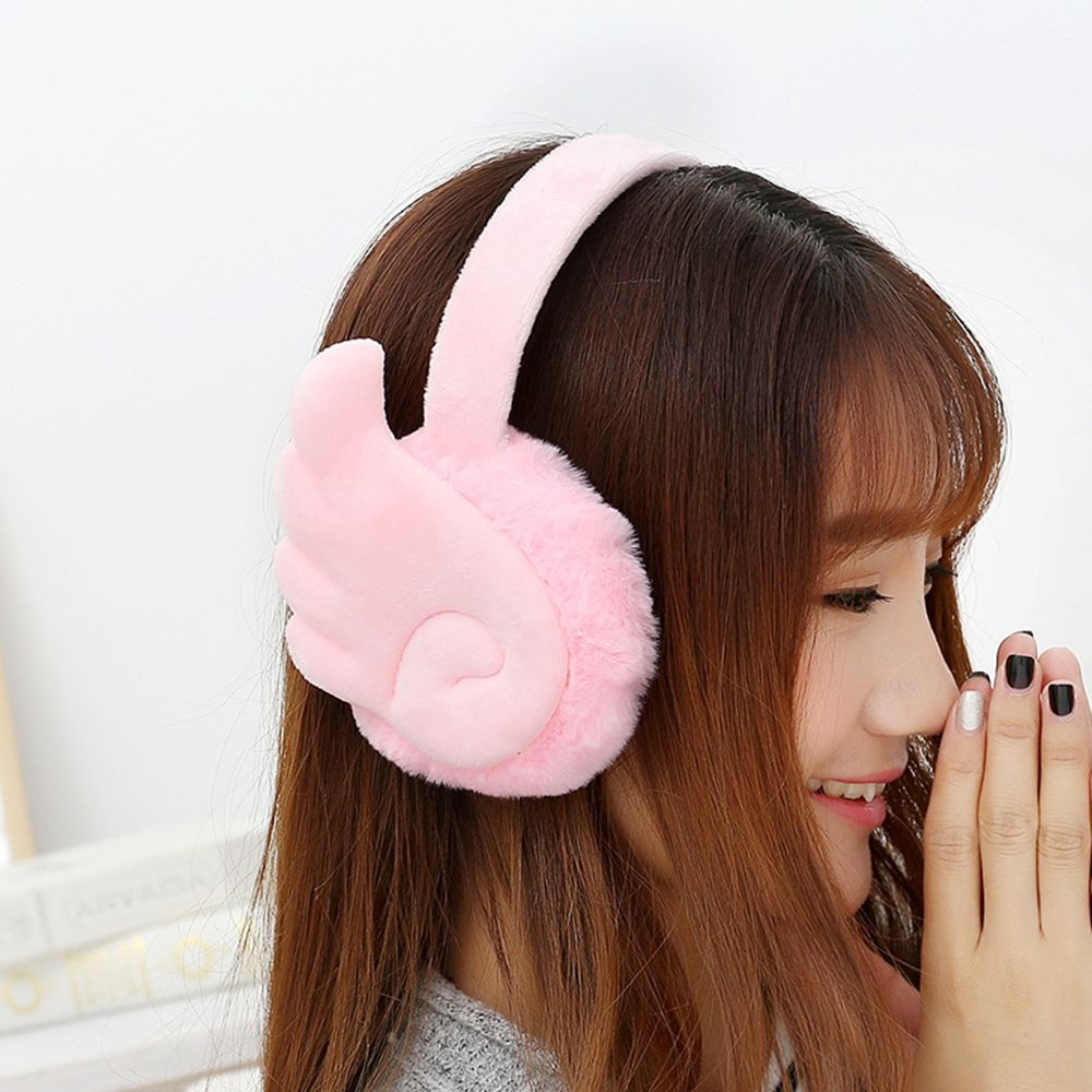 Pin by DINOSION on Fashion   Girls earmuffs, Girl with headphones, Earmuffs
