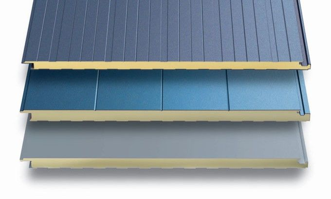 Image result for panel sandwich | Insulated roof | Pinterest | Panel ...