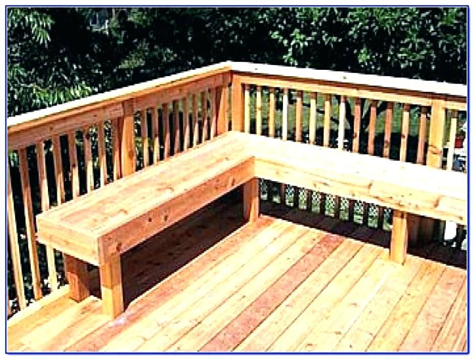 Image Result For Deck Bench Height